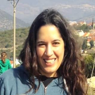 נועם אנטבי רישפון - מנהלת קהילה